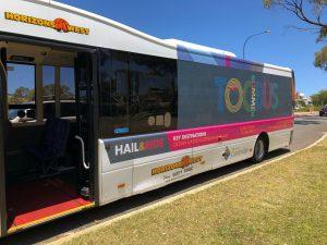 TOC Summer Free Shuttle Bus