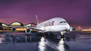 Airport Transfers: Qatar Airways