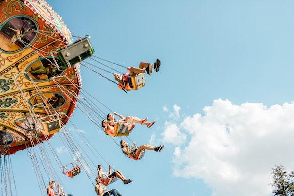 Ride at Fringe Festival Elizabeth Quay