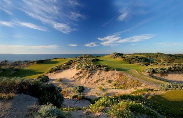 the cut golfcourse