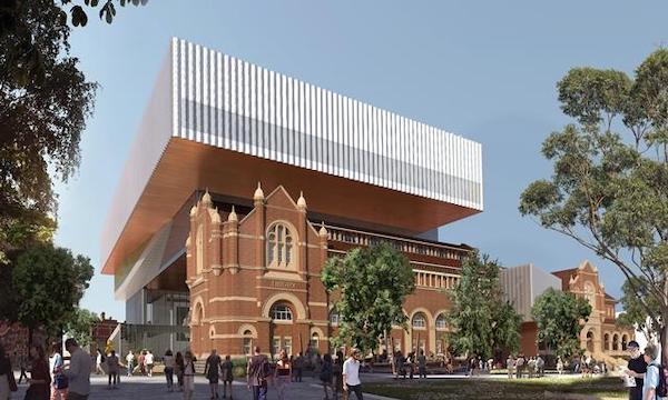 WA museum design Perth